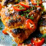Easy chicken tikka masala thighs