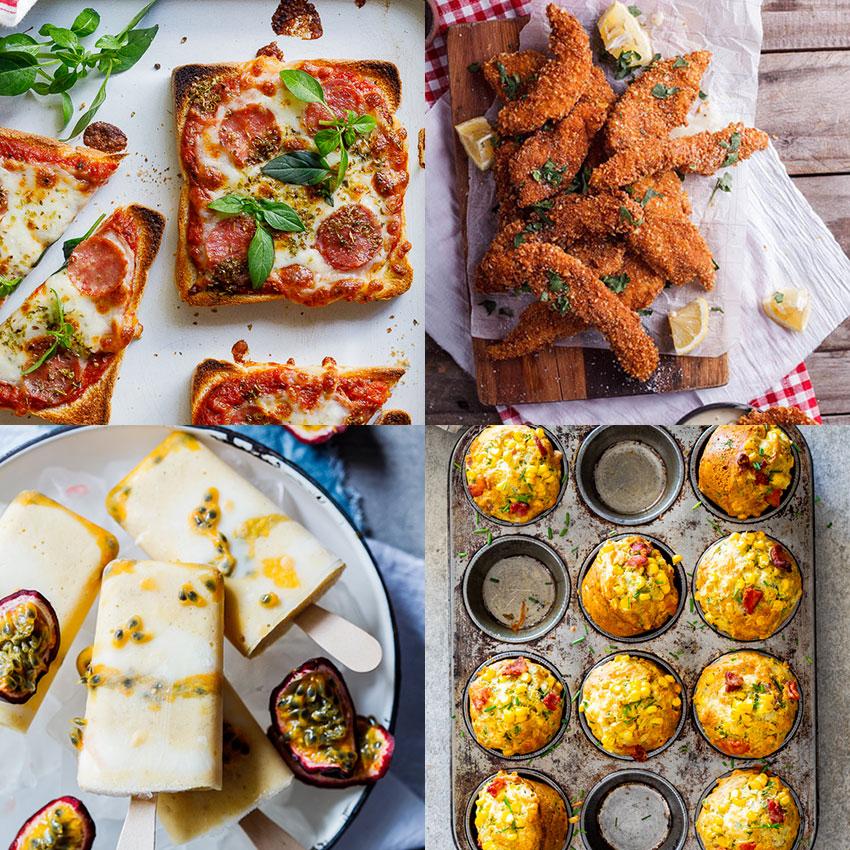 Easy after school snack recipes - Simply Delicious