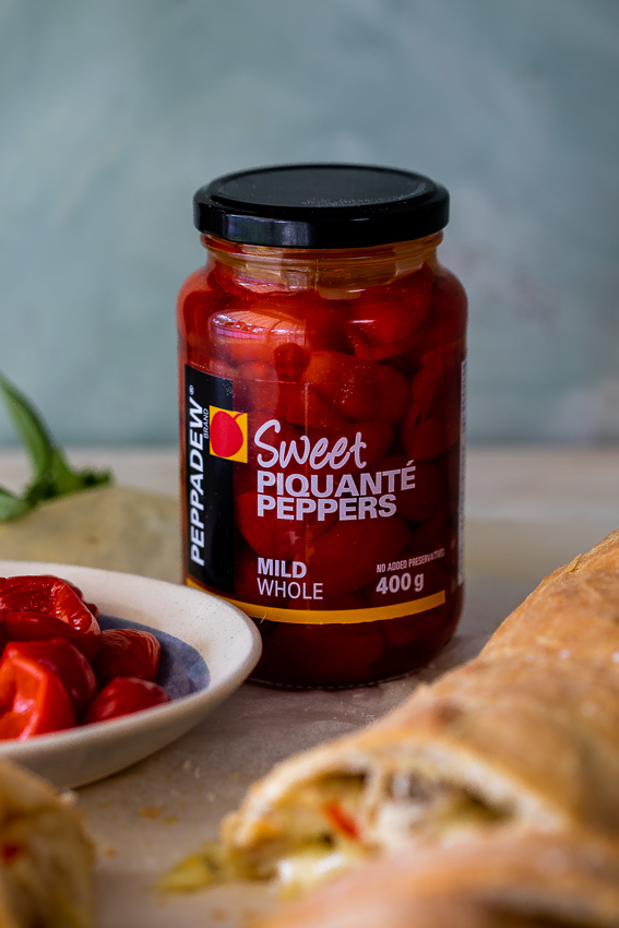 PEPPADEW®sweet piquante peppers