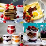 Easy healthy breakfasts