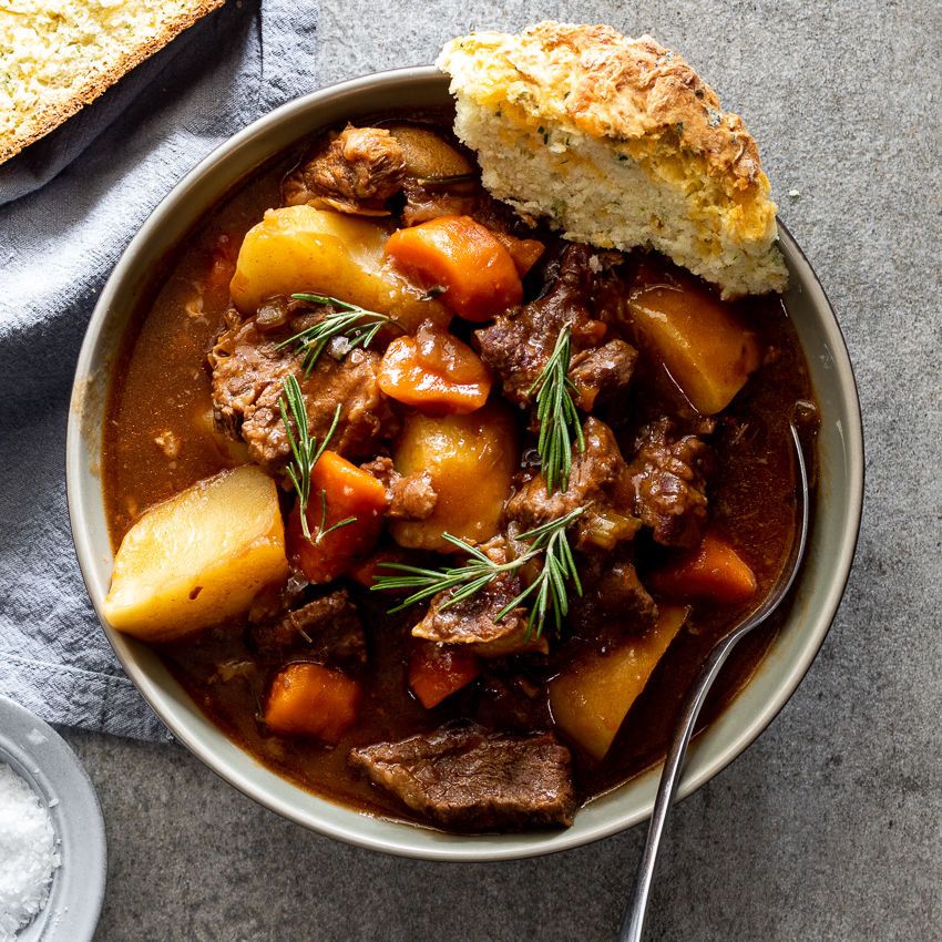 Instant Pot Guinness Beef Stew Simply Delicious
