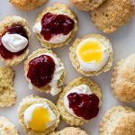 Easy buttermilk scones