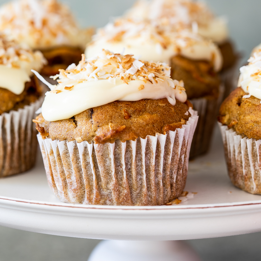 Easy Healthy Carrot Muffins Simply Delicious