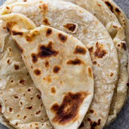 Flat Bread Recipe Easy No Yeast No Yogurt