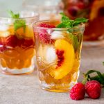 Easy homemade iced tea