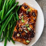 20-minute Honey Garlic Salmon