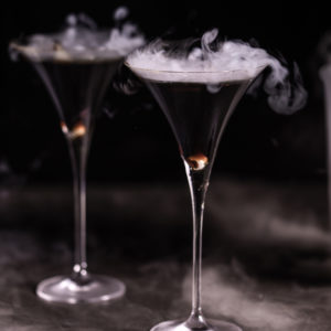 Dementor's Kiss Cocktail