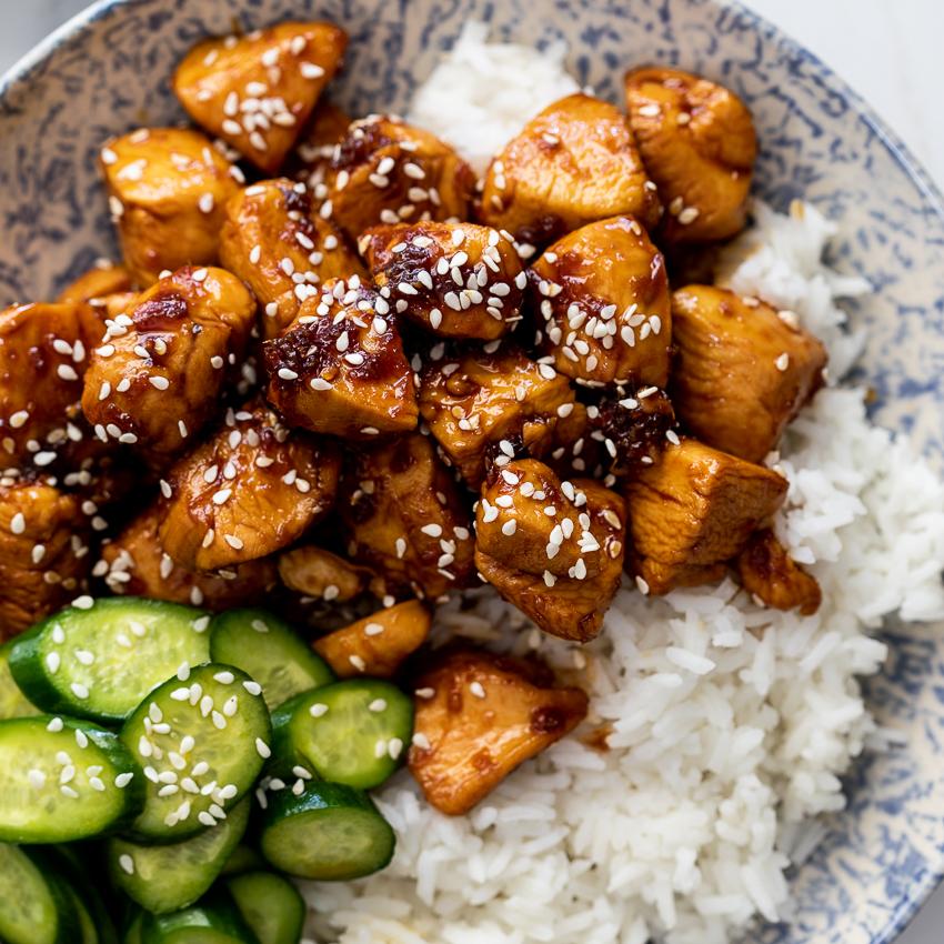 Easy Teriyaki Chicken Simply Delicious