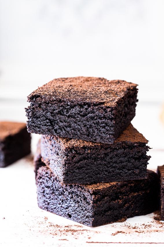 The fudgiest brownies.