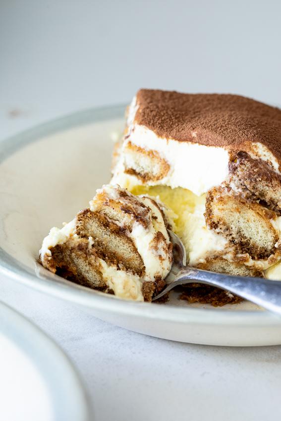 Creamy Tiramisu