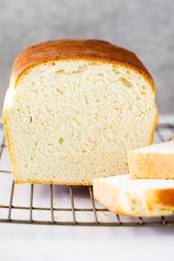 The best easy white bread