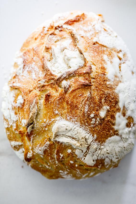Easy crusty bread