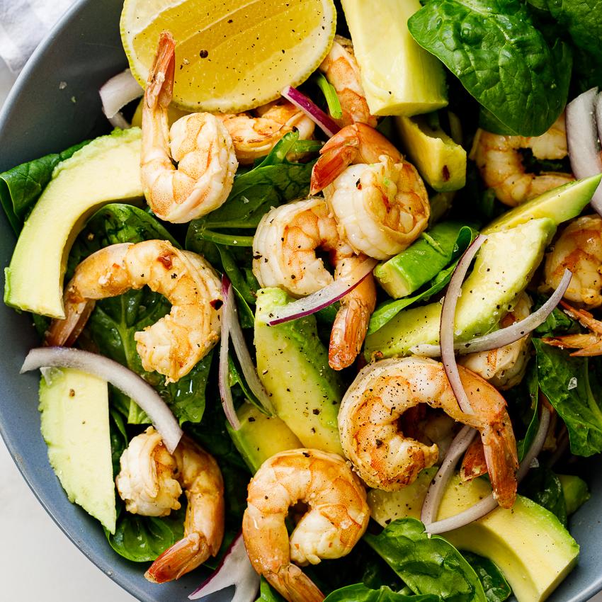 Shrimp Salad Recipe Ideas