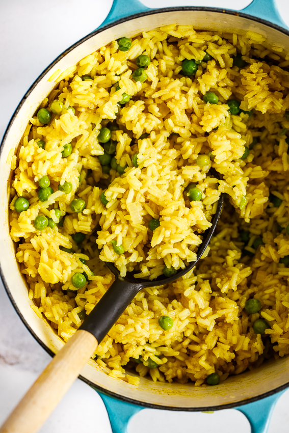 Quick and easy curry rice