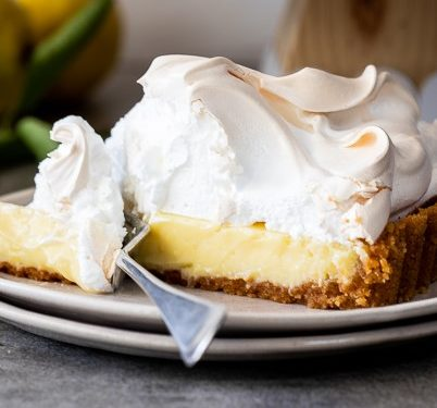 Lemon Meringue Pie Simply Delicious