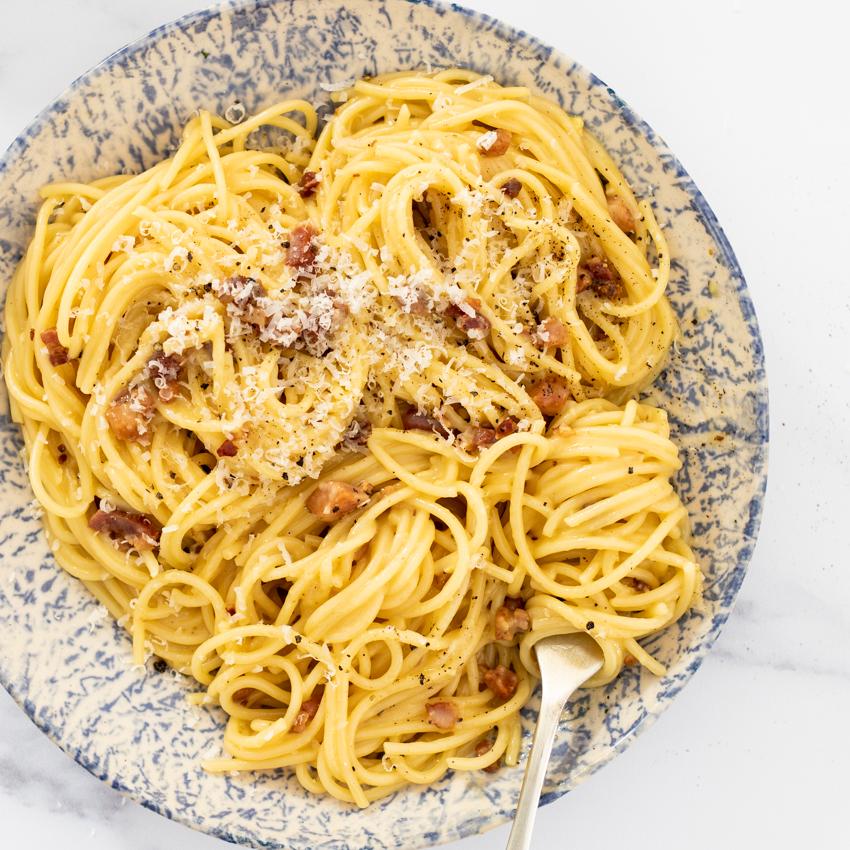 Spaghetti Carbonara Simply Delicious