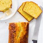 Easy Lemon Pistachio Cake