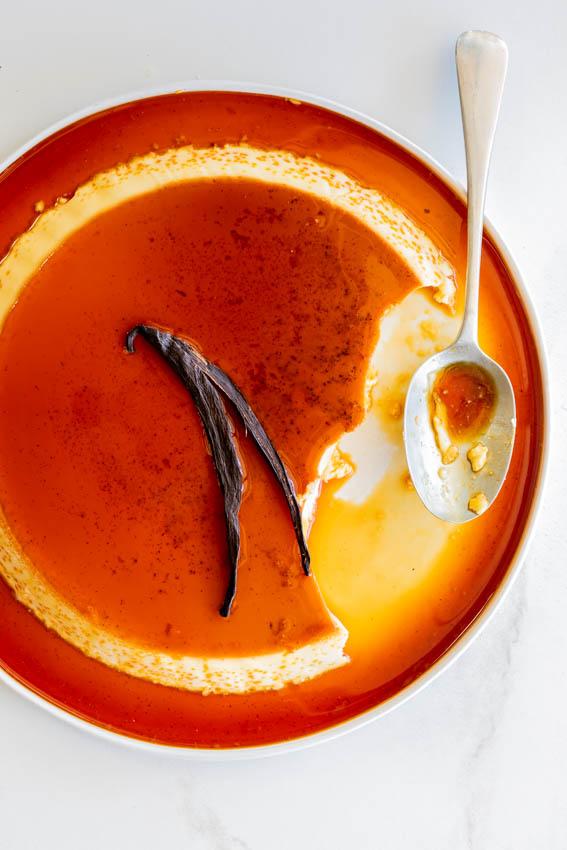 Salted Vanilla Crème Caramel
