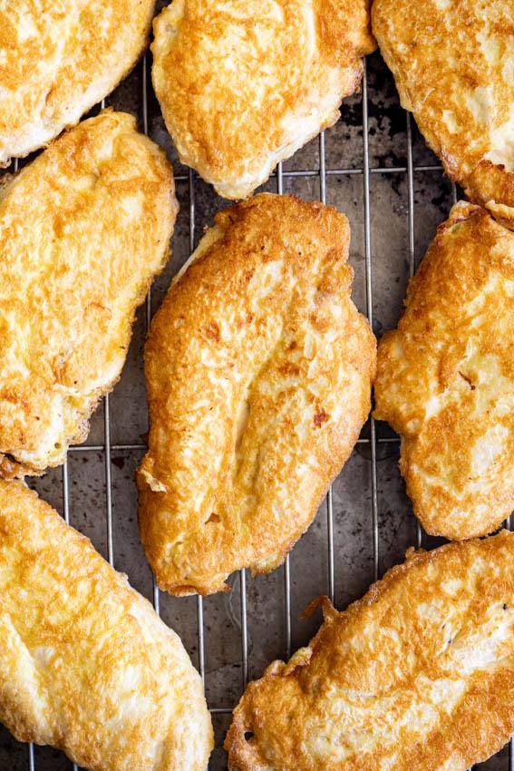 Creamy Chicken Francese