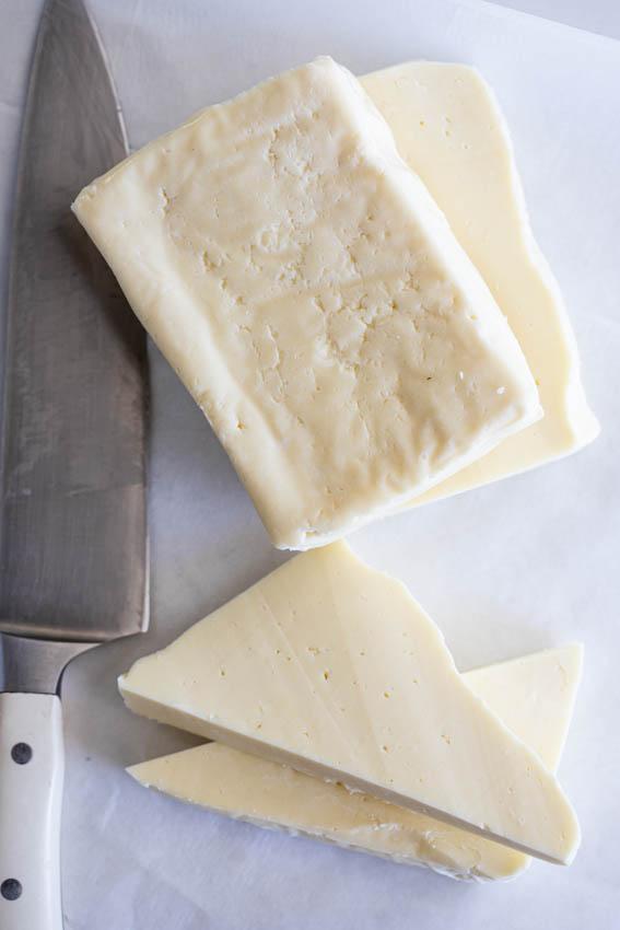 Haloumi cheese.