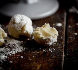 White Chocolate – Cigar truffles for my Sweet